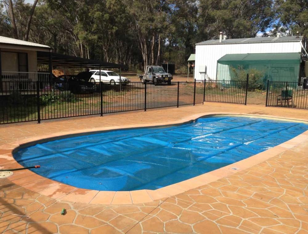 McAlpine Pool examples
